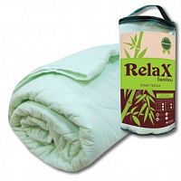 Одеяло 1.5 RELAX Bamboo all-season Одеяла